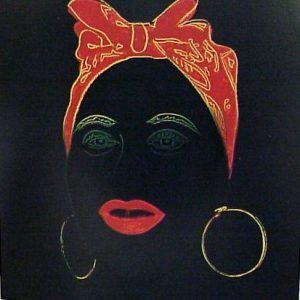 """Mammy"" by Andy Warhol"